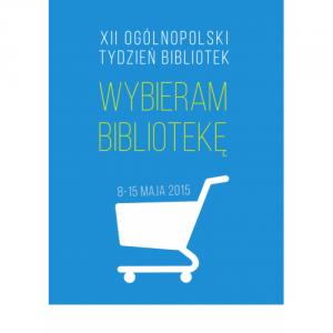 plakat tydzień Bibliotek