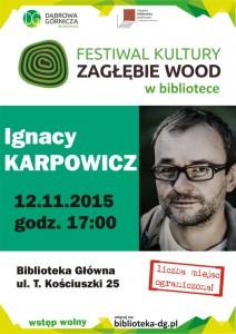 Plakat Ignacy Karpowicz