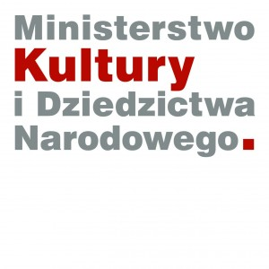 Logo Ministerstwo Kultury