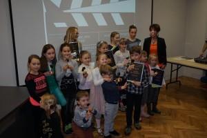 Oskary - grupa dzieci
