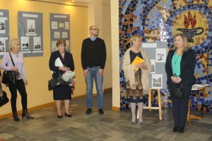 Wernisaż - spotkanie w bibliotece