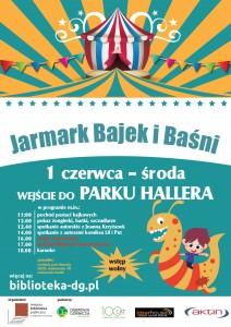 Jarmark Bożena Plakat