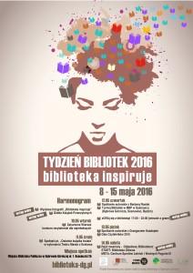 MBP - Tydzień Bibliotek 2016