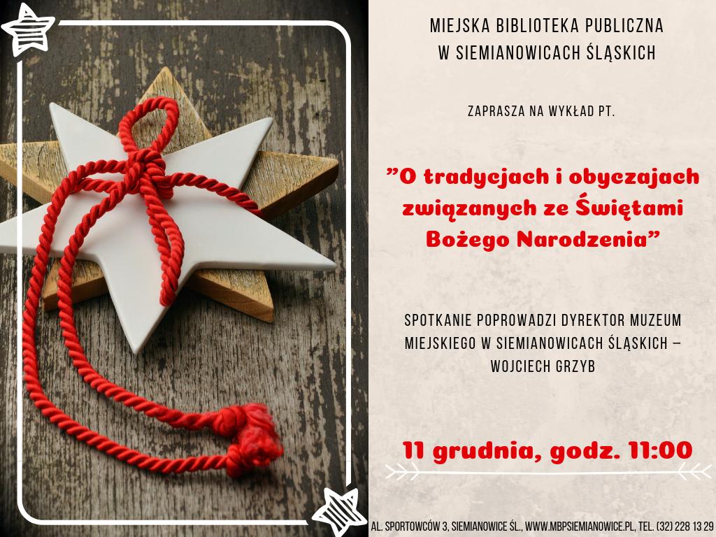 Siemianowice Boże Narodzenie
